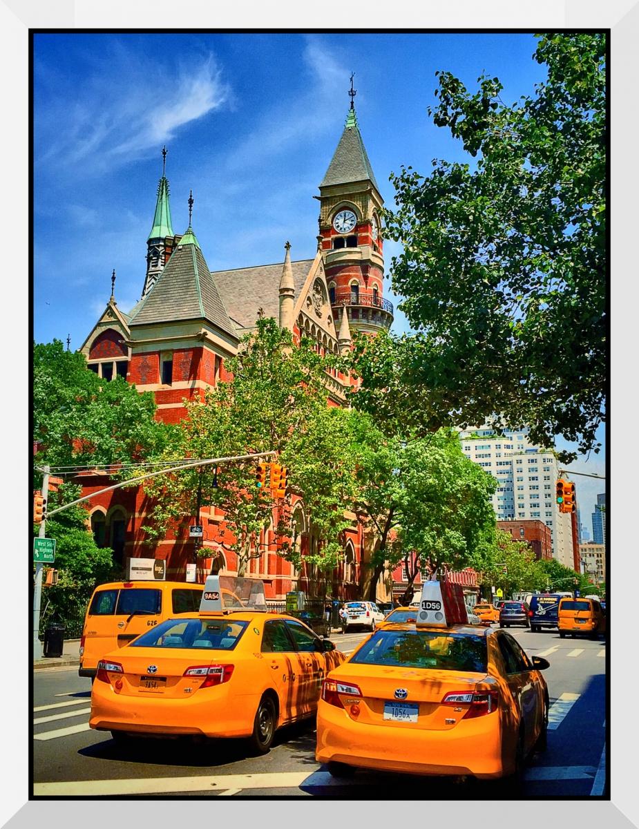 【盲流摄影】纽约手机扫街-1(海量图片)_图1-18