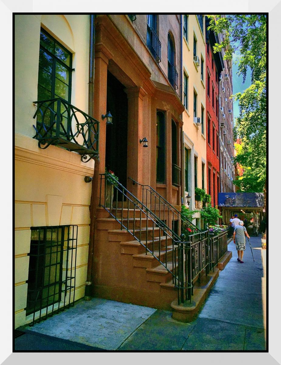【盲流摄影】纽约手机扫街-1(海量图片)_图1-24