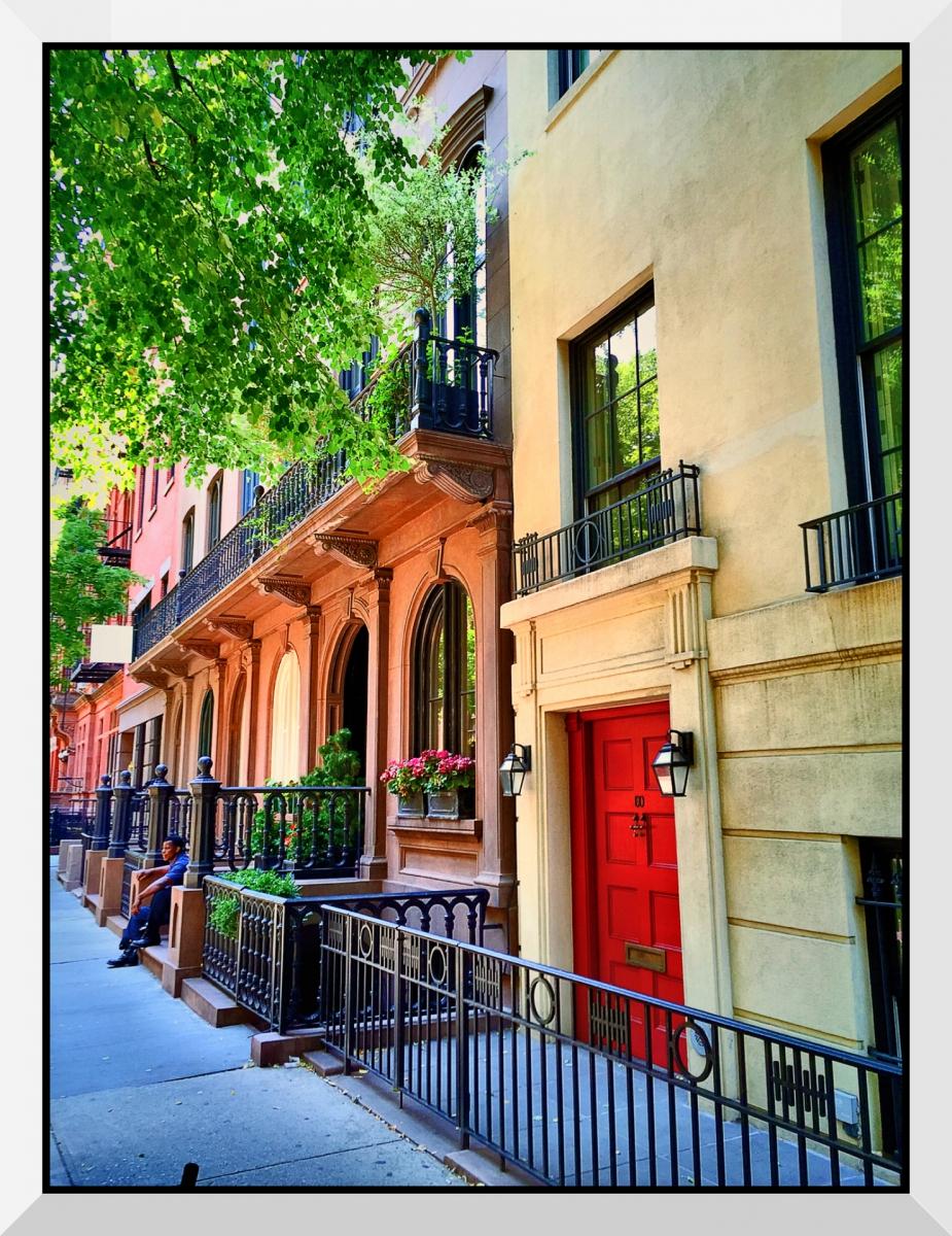 【盲流摄影】纽约手机扫街-1(海量图片)_图1-25