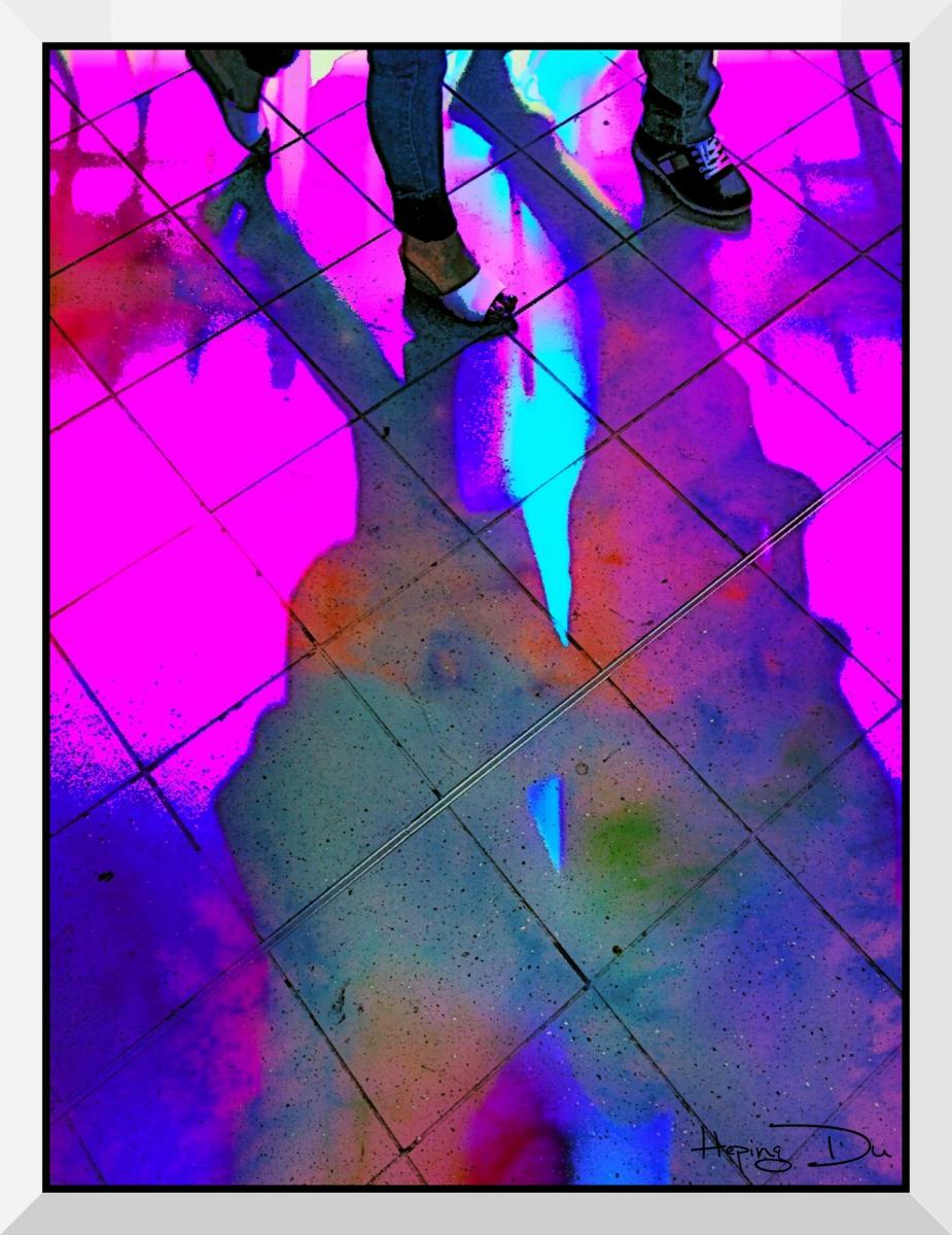 【盲流摄影】纽约手机扫街-1(海量图片)_图1-28