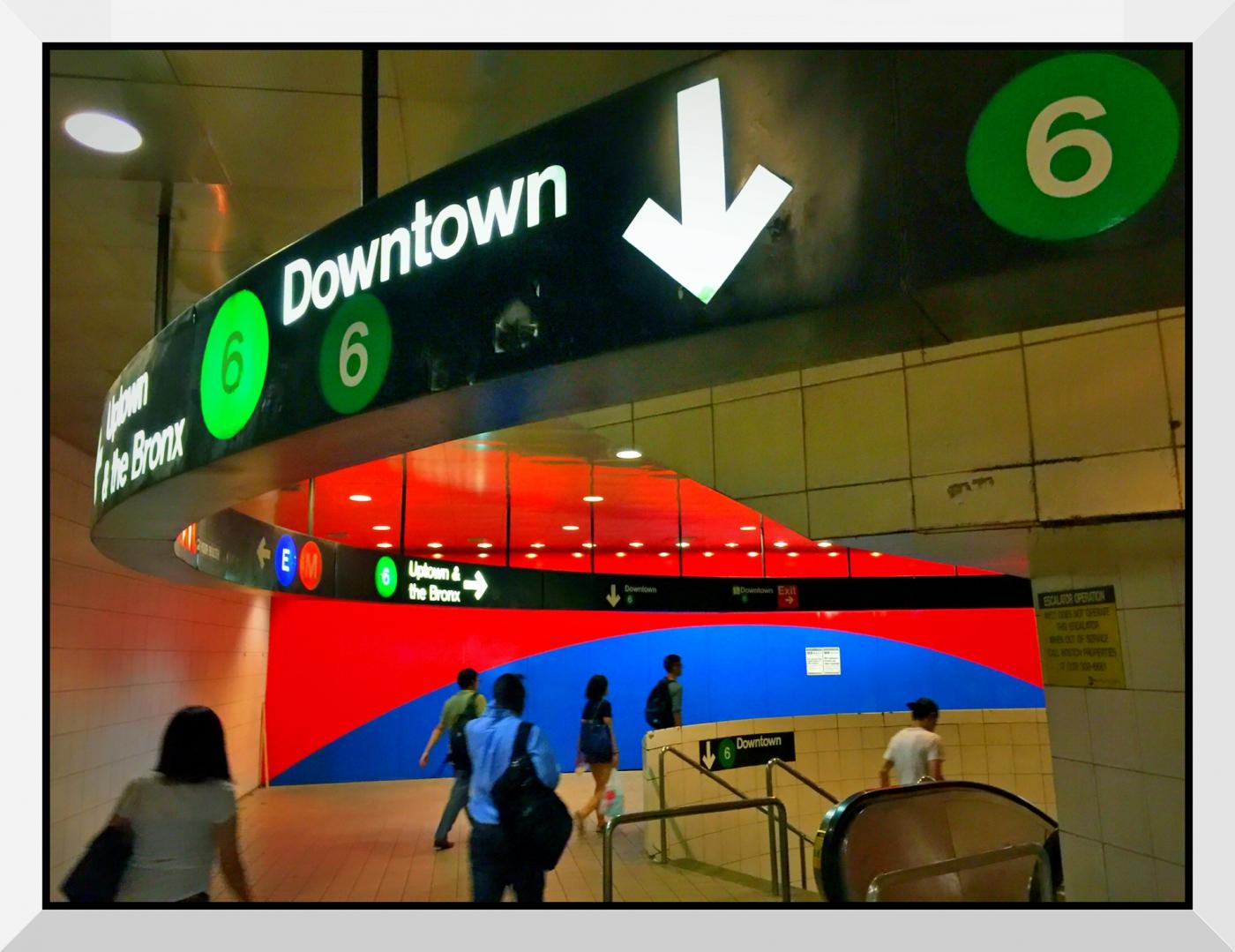 【盲流摄影】纽约手机扫街-1(海量图片)_图1-32