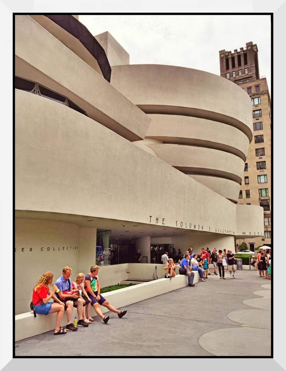【盲流摄影】纽约手机扫街-1(海量图片)_图1-38