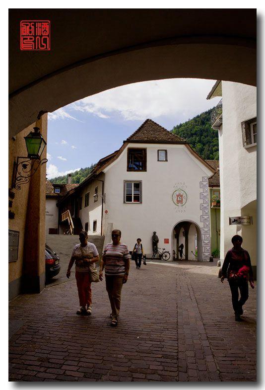 《酒一船摄影》:瑞士的千年古镇:库尔(Chur)_图1-4