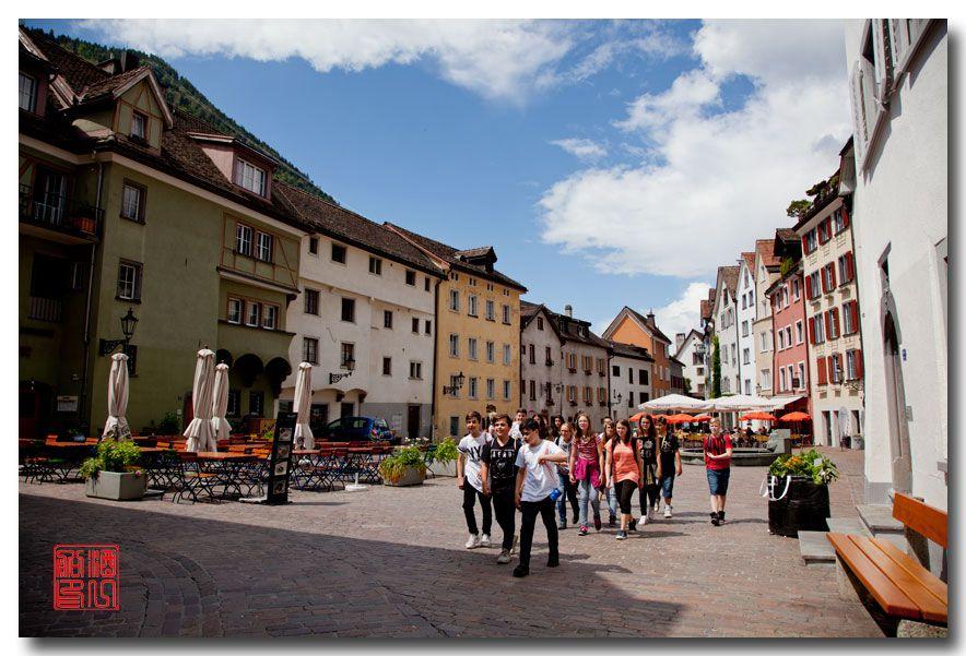 《酒一船摄影》:瑞士的千年古镇:库尔(Chur)_图1-7