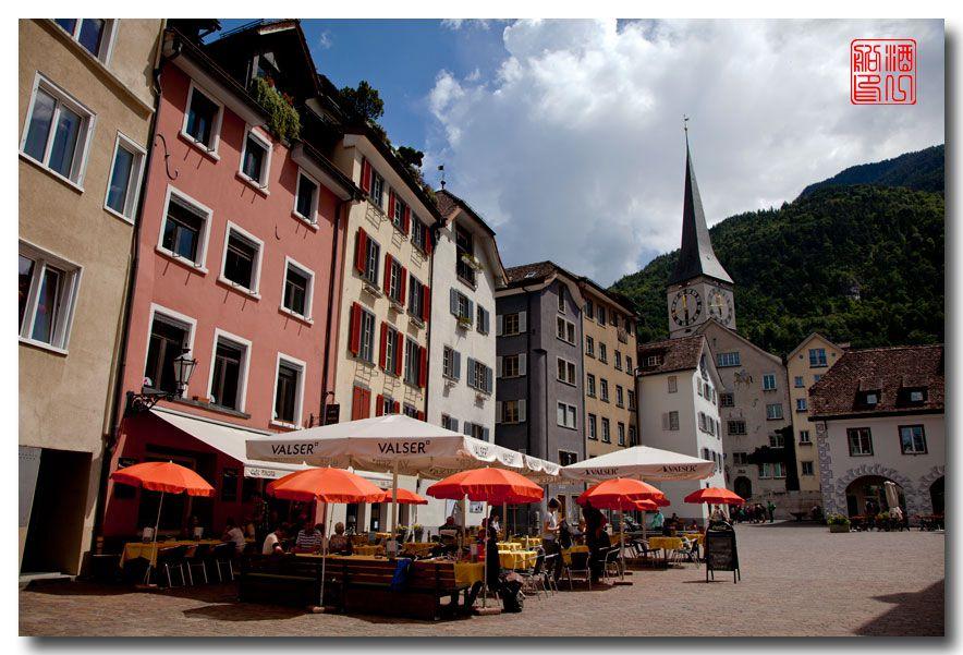 《酒一船摄影》:瑞士的千年古镇:库尔(Chur)_图1-8