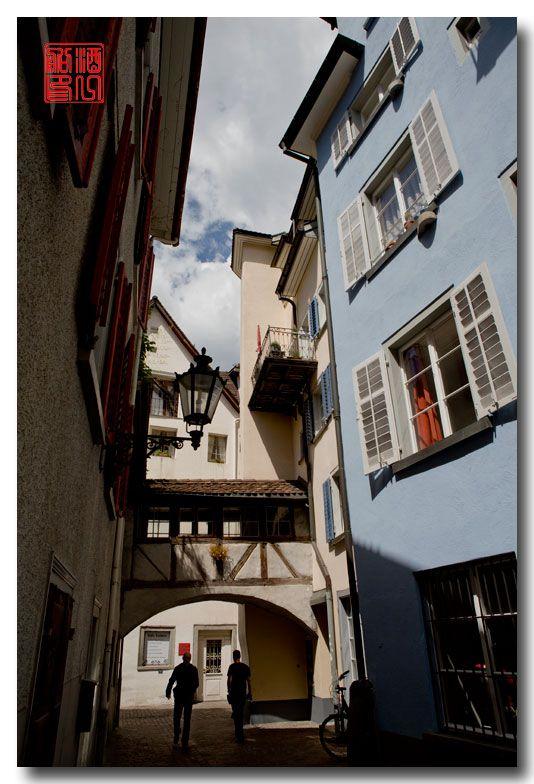 《酒一船摄影》:瑞士的千年古镇:库尔(Chur)_图1-10