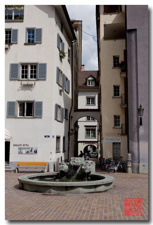《酒一船摄影》:瑞士的千年古镇:库尔(Chur)_图1-12