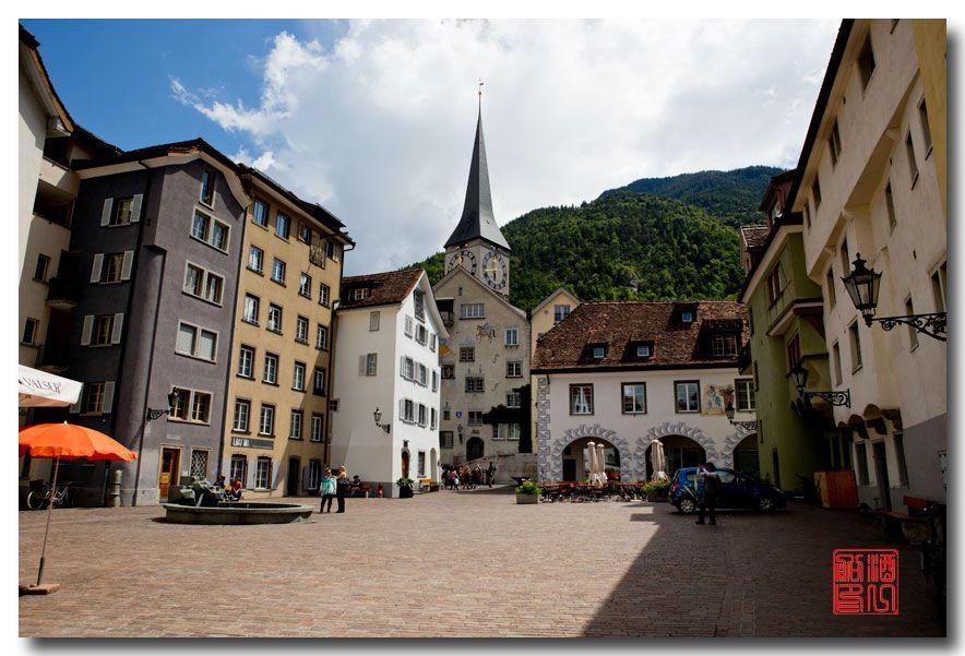 《酒一船摄影》:瑞士的千年古镇:库尔(Chur)_图1-14