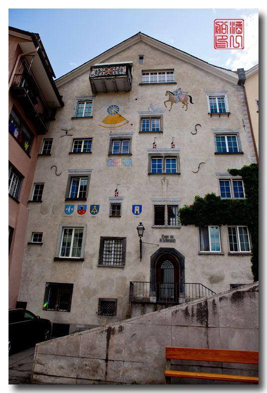 《酒一船摄影》:瑞士的千年古镇:库尔(Chur)_图1-15