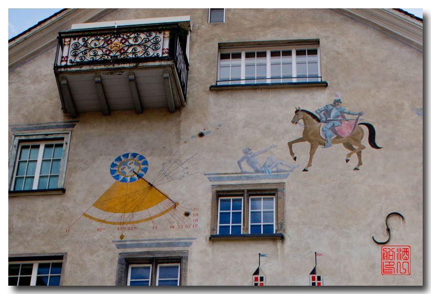 《酒一船摄影》:瑞士的千年古镇:库尔(Chur)_图1-16