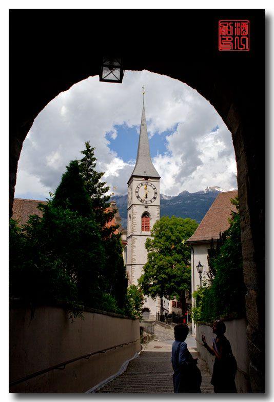 《酒一船摄影》:瑞士的千年古镇:库尔(Chur)_图1-23
