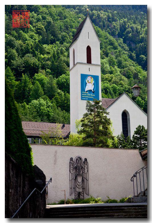 《酒一船摄影》:瑞士的千年古镇:库尔(Chur)_图1-31