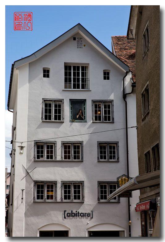 《酒一船摄影》:瑞士的千年古镇:库尔(Chur)_图1-34
