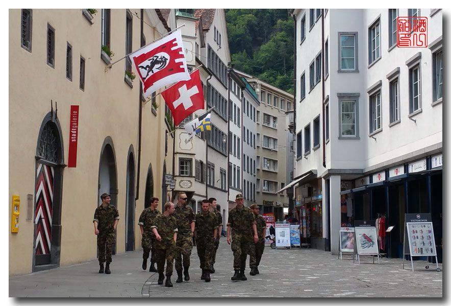 《酒一船摄影》:瑞士的千年古镇:库尔(Chur)_图1-39