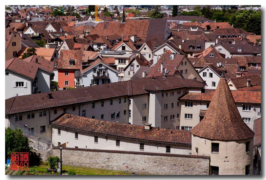 《酒一船摄影》:瑞士的千年古镇:库尔(Chur)_图1-42