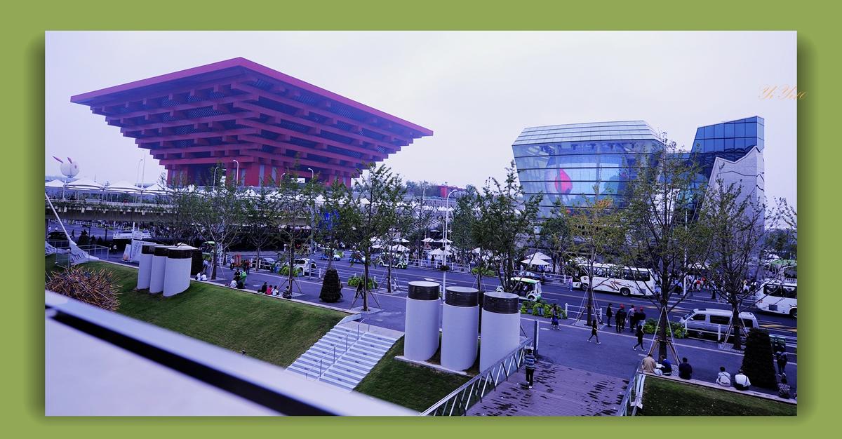 【原创】在上海世博会的各个角度看中国馆(摄影)_图1-5