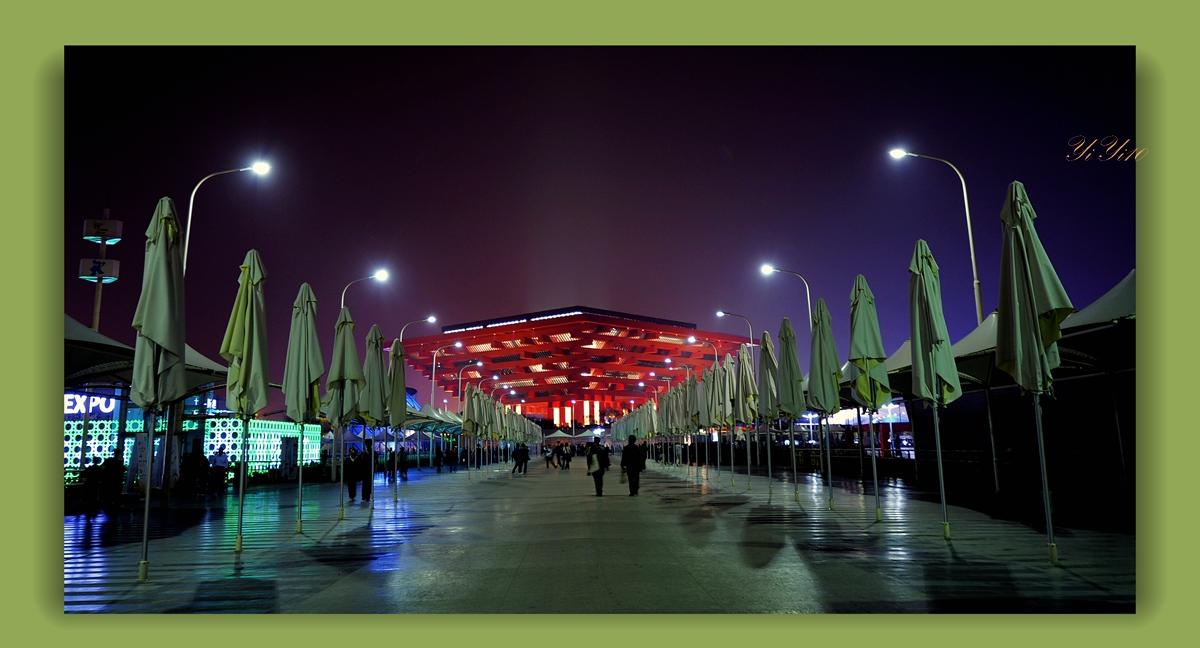 【原创】在上海世博会的各个角度看中国馆(摄影)_图1-10