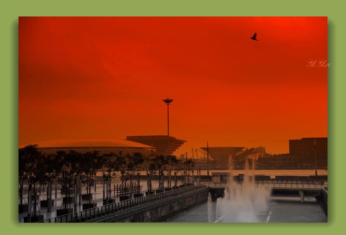 【原创】在上海世博会的各个角度看中国馆(摄影)_图1-8