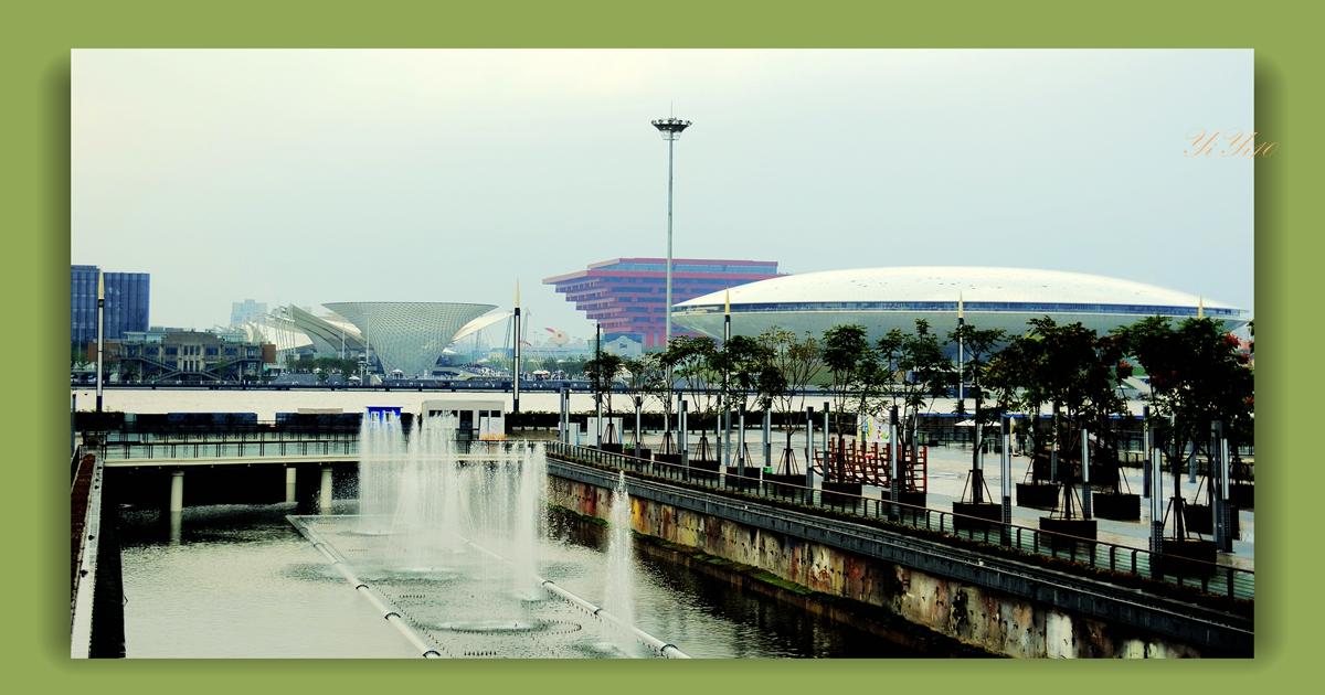 【原创】在上海世博会的各个角度看中国馆(摄影)_图1-13