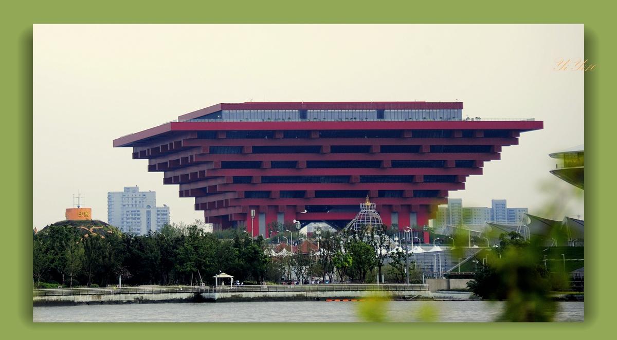 【原创】在上海世博会的各个角度看中国馆(摄影)_图1-14