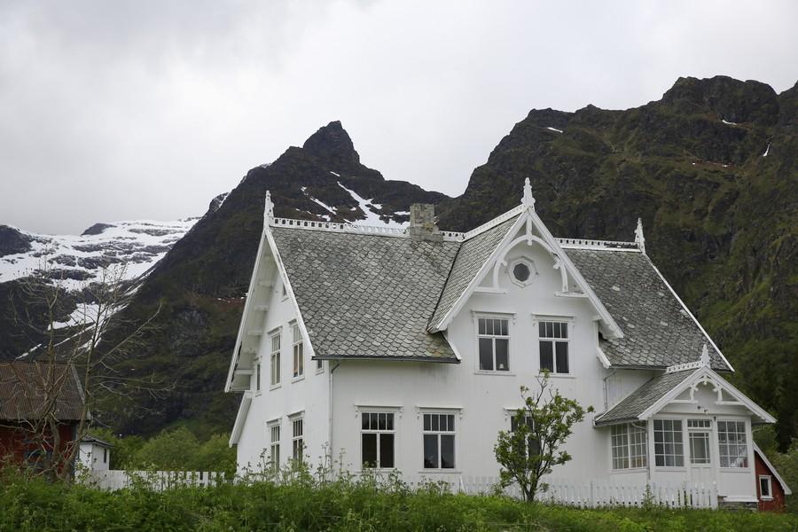 探訪 挪威 罗弗敦群岛_图1-25