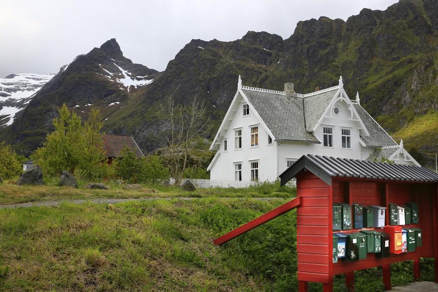 探訪 挪威 罗弗敦群岛_图1-24