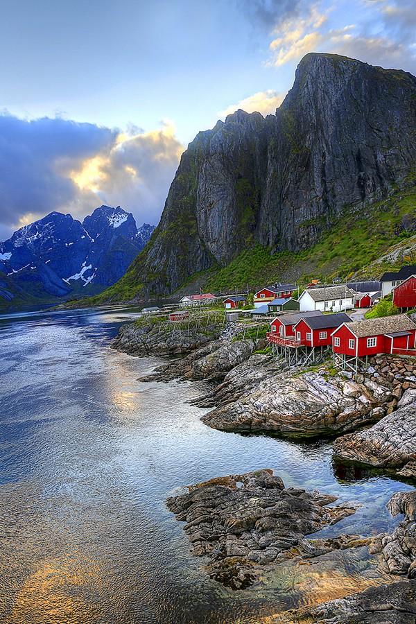 探訪 挪威 罗弗敦群岛_图1-7