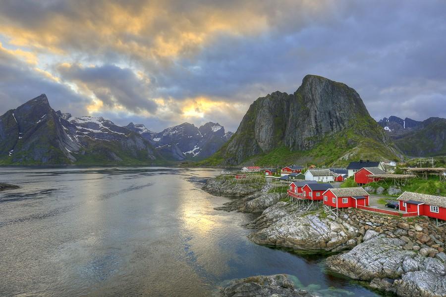 探訪 挪威 罗弗敦群岛_图1-6
