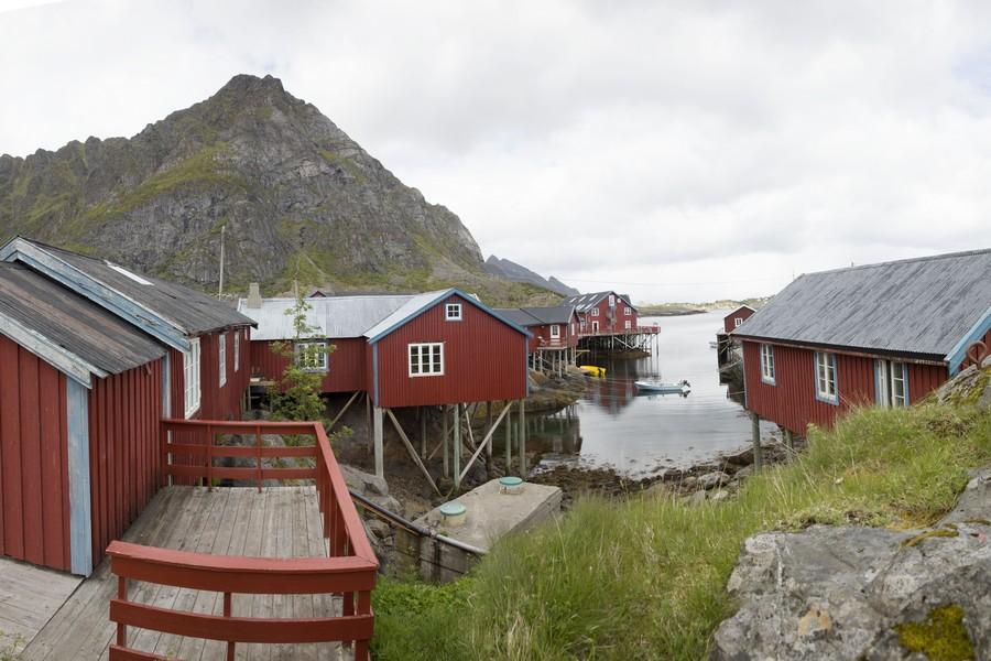 探訪 挪威 罗弗敦群岛_图1-8
