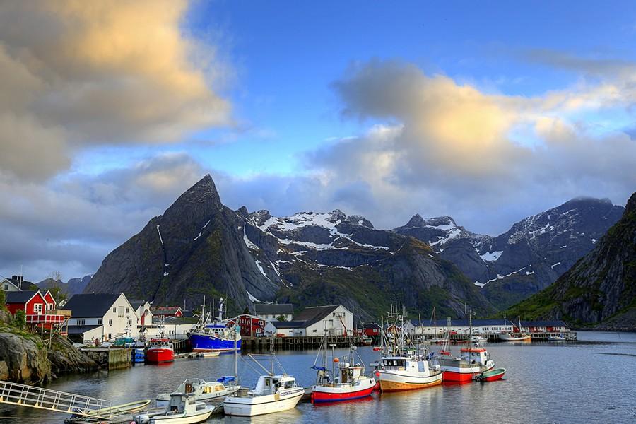 探訪 挪威 罗弗敦群岛_图1-3