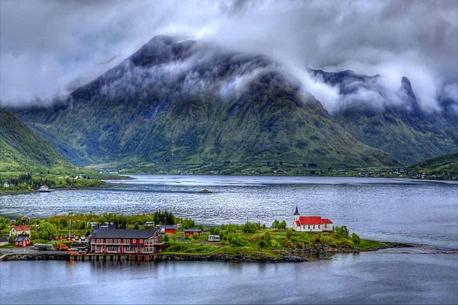 探訪 挪威 罗弗敦群岛_图1-1