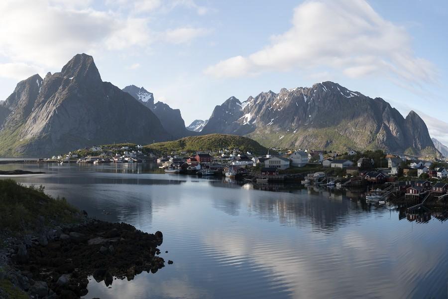 探訪 挪威 罗弗敦群岛_图1-13