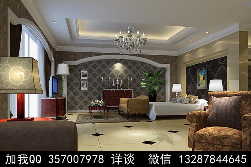 家具展厅设计案例效果图_图1-18