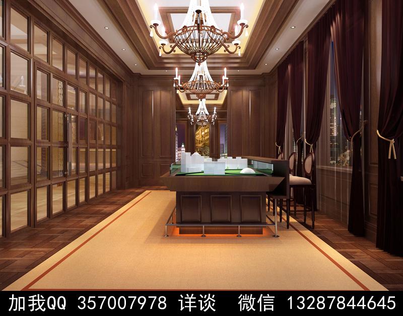 家具展厅设计案例效果图_图1-10
