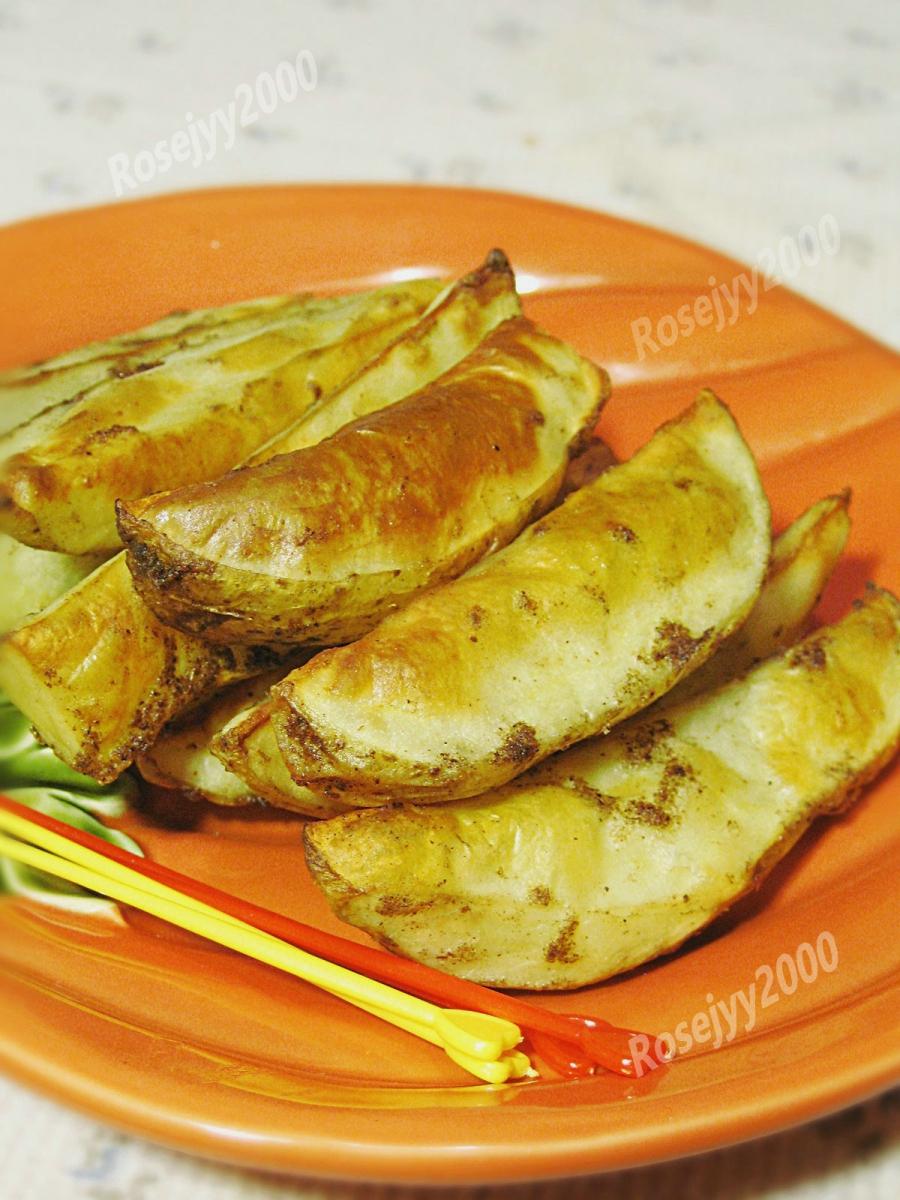 五香薯条_图1-3