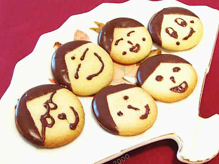 笑脸娃娃饼干_图1-1