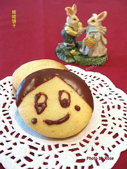 笑脸娃娃饼干_图1-6