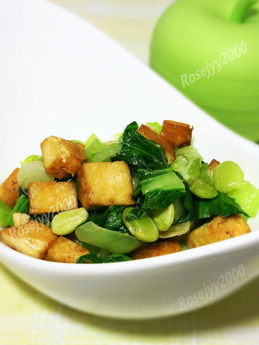 豆干素炒_图1-3