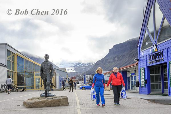 【海洋摄影】挪威属地-朗伊尔城_图1-3