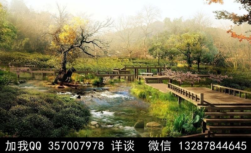 公园设计案例效果图_图1-4