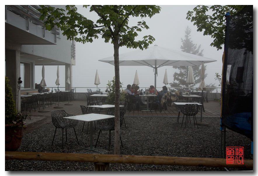 《酒一船摄影》:悬崖上的小镇,烟雨缪伦(Mürren)_图1-18