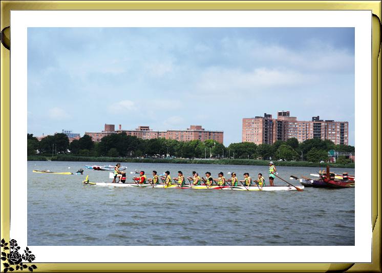 第26届纽约香港龙舟比赛花絮_图1-17