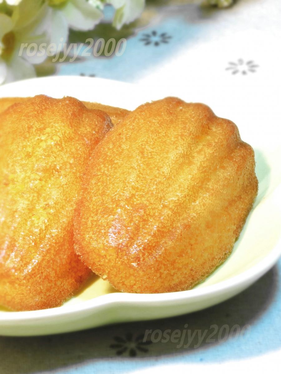 菠萝味玛德琳_图1-3