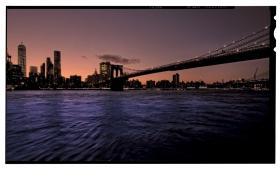 纽约的夜景(the city that never sleeps)