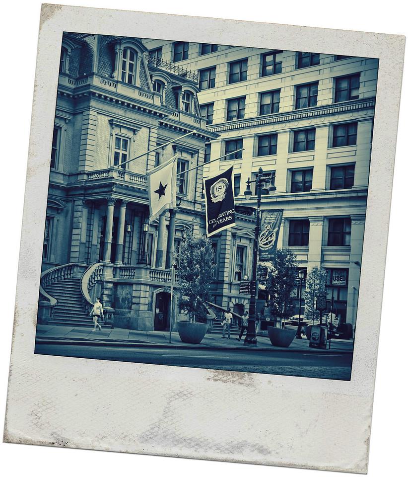 【自由鸟】费城的大街小巷_图1-4