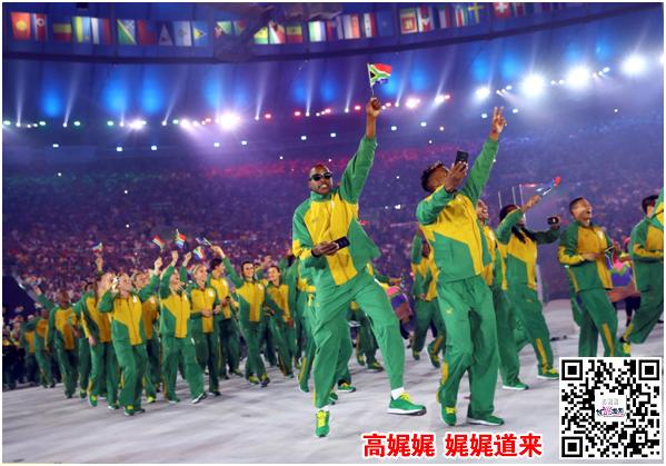 高娓娓:美国人都懵逼了,2016奥运会是里约的还是中国的?_图1-10