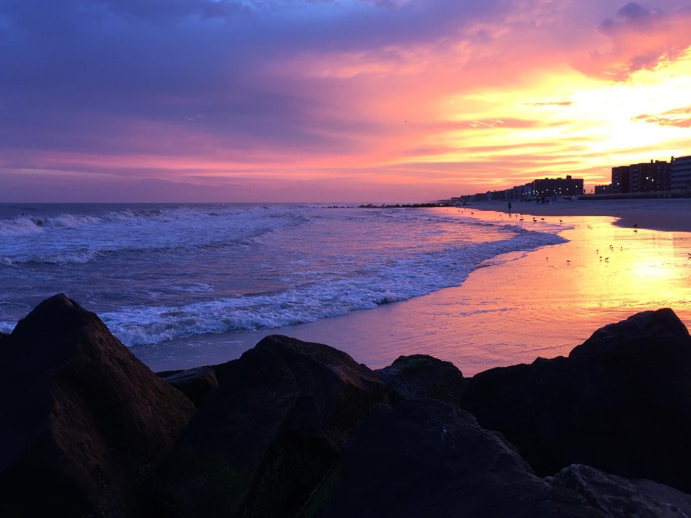 Long Beach 铺天盖地的晚霞(手机)_图1-15
