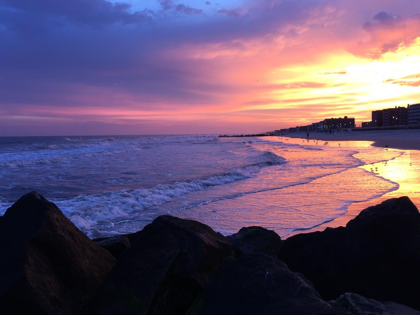Long Beach 铺天盖地的晚霞(手机)_图1-16