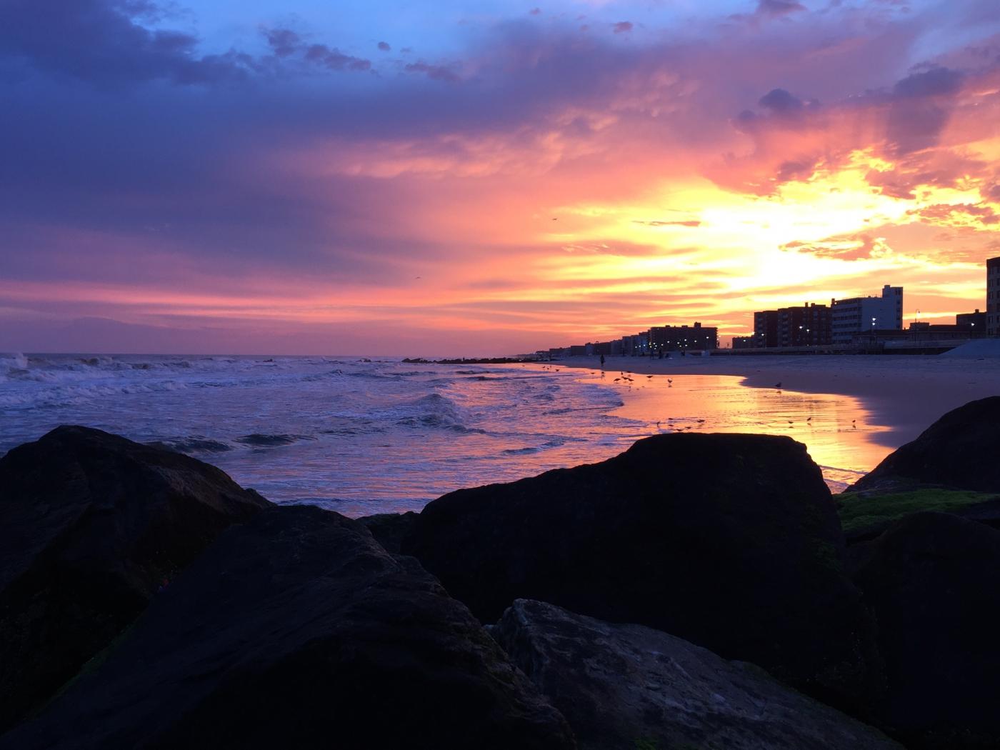 Long Beach 铺天盖地的晚霞(手机)_图1-17