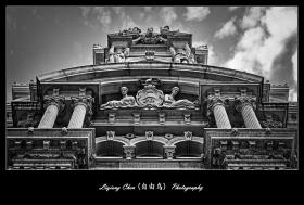 【自由鸟】费城的大建筑,很有历史感
